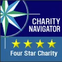 Charity Navigator 4 star charity